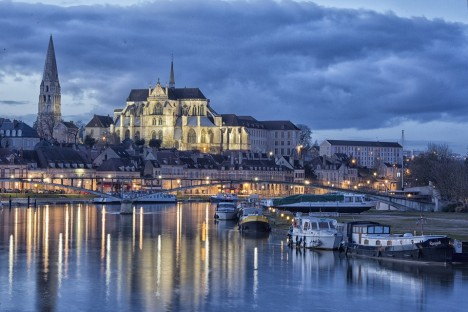 Auxerre nuit